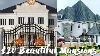 120 Of The Most Beautiful Mansions In Nigeria