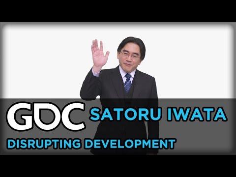 Satoru Iwata - Disrupting Development