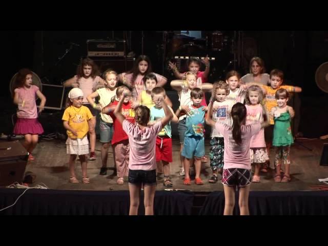 2011 Dics Tábor - Gyerekek