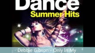 Debbie Gibson - Only In My Dreams (Dance Remix)