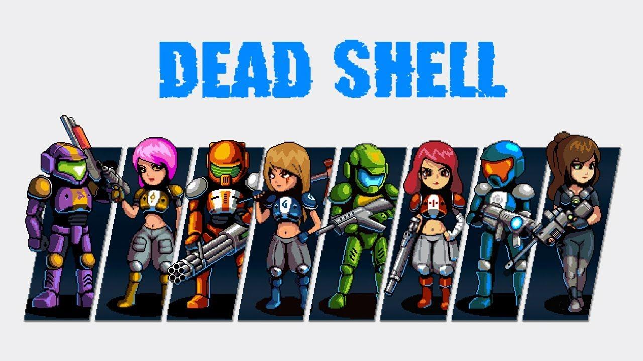 dead shell mod apk 1.1.63