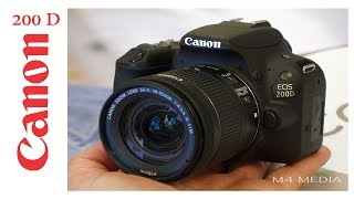 Canon EOS 200D unboxing in malayalam . 2018 brand new entry level camera