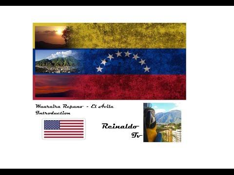 This it´s El Ávila Waraira Repano - Caracas - Venezuela