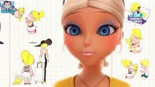La Verdad Del Triste Pasado De Chloe Miraculous Ladybug