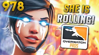 Pharah IS *ROLLING* EVERY PRO PLAYER!! | Overwatch Daily Moments Ep. 978 (Funny and Random Moments)