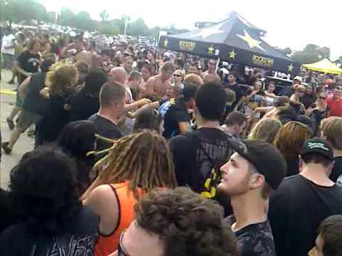 circle pit mayhem 2011