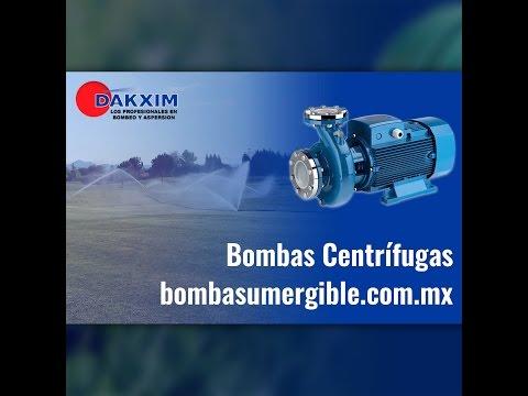 ¿Qué es una Bomba Centrífuga?| www.bombasumergible.com.mx/bombas-centrifugas