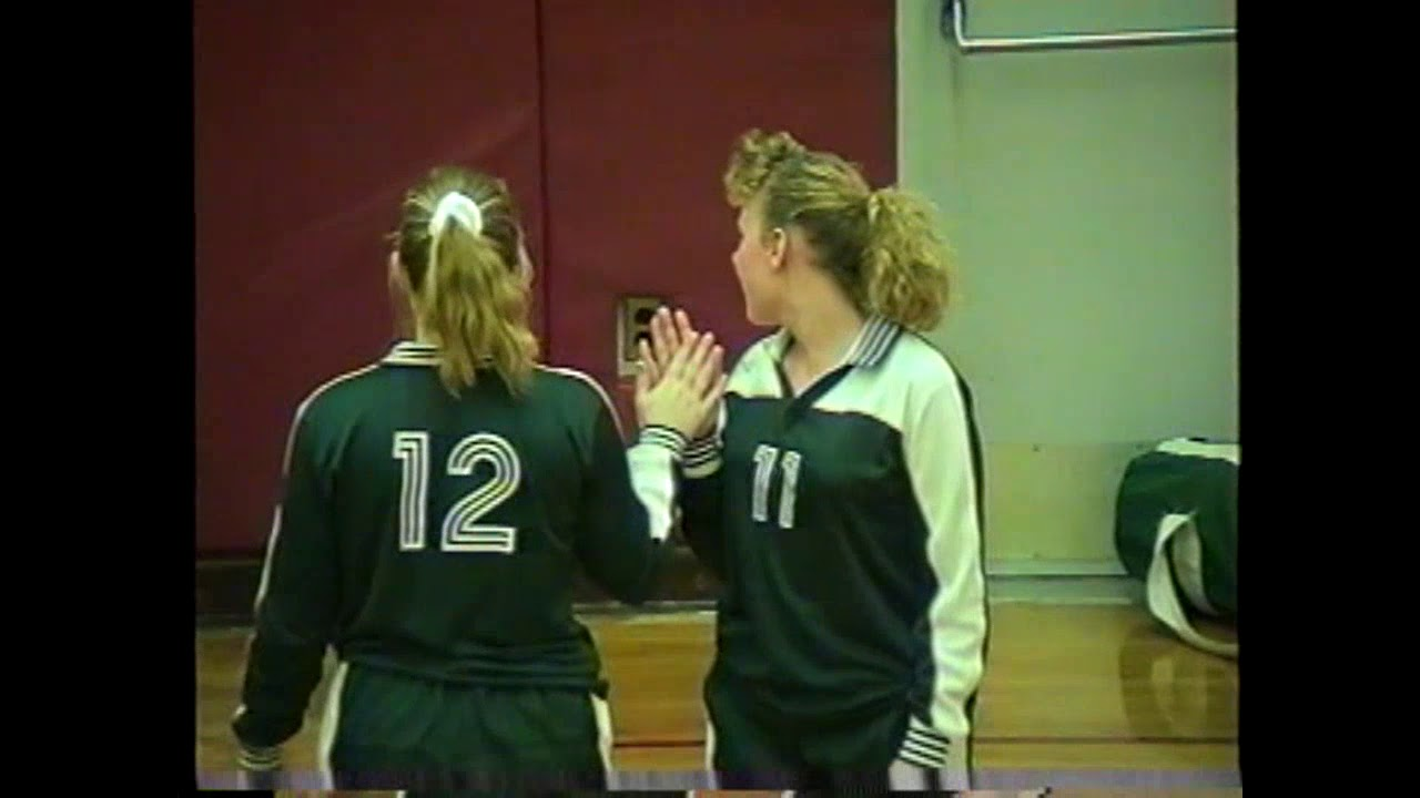 NAC - NCCS JV Volleyball  1-23-95