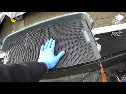 Fillet Away Fish Mats And Pro Fillet Table