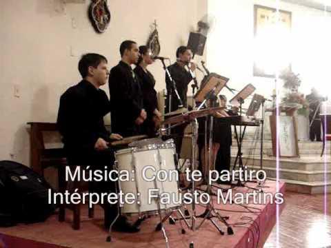 Prelúdio Grupo Musical - Con te Partiro