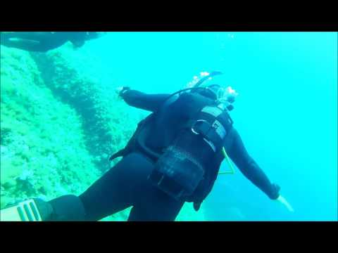 FINAL DIVE OF OPEN WATER DIVING COURSE WITH BIG BLUE DIVING MALLORCA