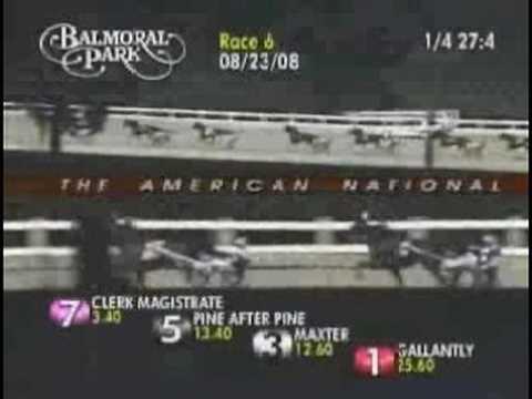CLERK MAGISTRATE 2008 BALMORAL $200,000 AmerNat-3C 1:53.2