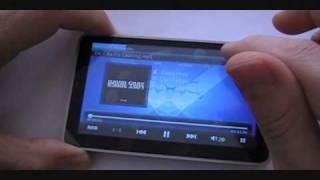 Ramos T9 HD T9HD mp3 player media video playback