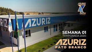 Azuriz FC :: Semana 01 Temporada 2020