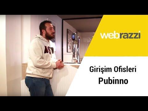 Girişim Ofisleri'nde Bu Hafta, IoT Girişimi Pubinno'nun Ofisini Ziyaret Ettik