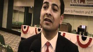 Hispanic-American Calif Senate Republican candidate Al Ramirez opposes The DREAM Act