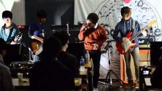 大学フォークソング研究会 2014新歓教室ライブ.