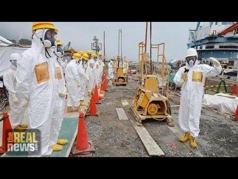 Radioactive Rainwater Overwhelms Fukishima Nuclear Plant