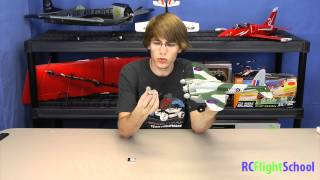 ParkZone Mosquito MK VI Unboxing & First Review