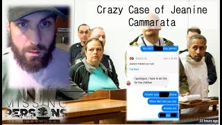 The Crazy Case of Jeanine Cammarata Part 1 Missing NYC Teacher's husband sleeping with students mom
