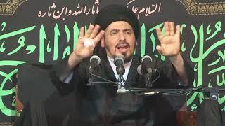 السيد منير الخباز - لماذا لا يظهر الإمام المهدي عج و يعيش بين الناس حتى يأتي اليوم الموعود