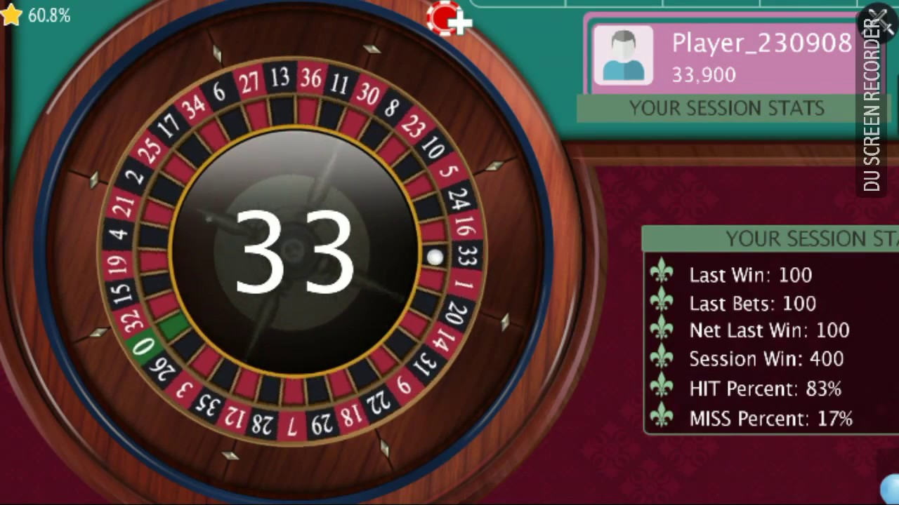 Win roulette online every time