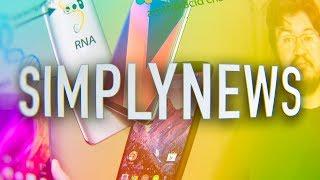 LG v30, генная инженерия и обвал криптовалют [SimplyNews #2]