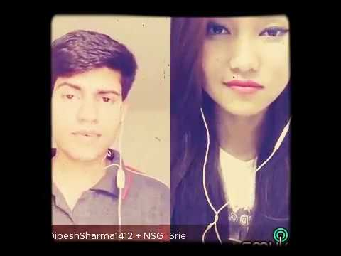 Deurali bhake hajura cover by Dipesh Sharma