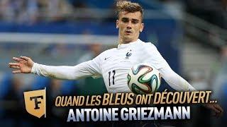 Champion du monde 2018 : Quand les Bleus ont découvert Antoine Griezmann (Février 2014)