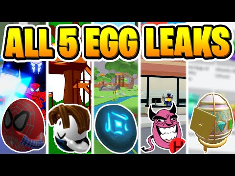 [🥚EVENT] ALL EGGS