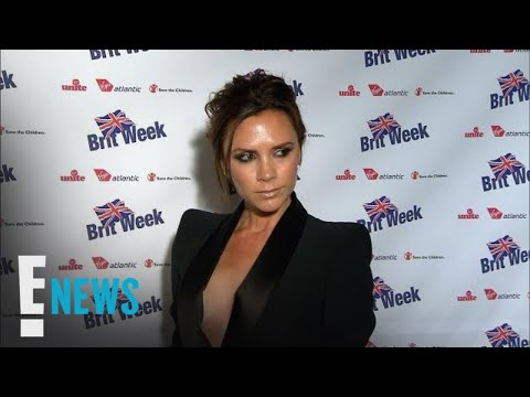 Victoria Beckham Addresses Her Spice Girls Tour Absence | E! News Mp3