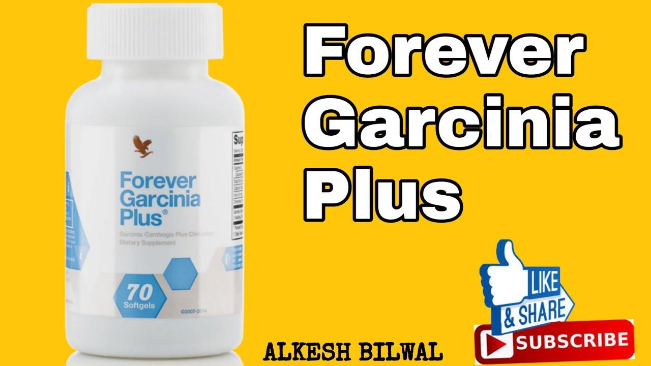 pastile forever garcinia plus
