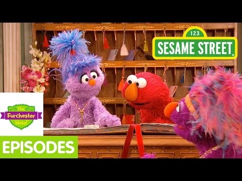 Furchester Hotel: Elmo Looks for Phoebe's Key (Full Episode)