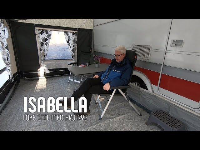Isabella stol (Model Loke)