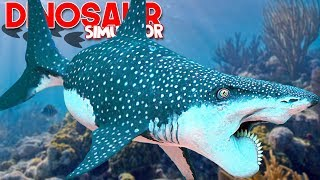 "Dinosaur Simulator-The great prehistoric shark, Helicoprion! | ""Roblox"" (#59) (EN-BR)"