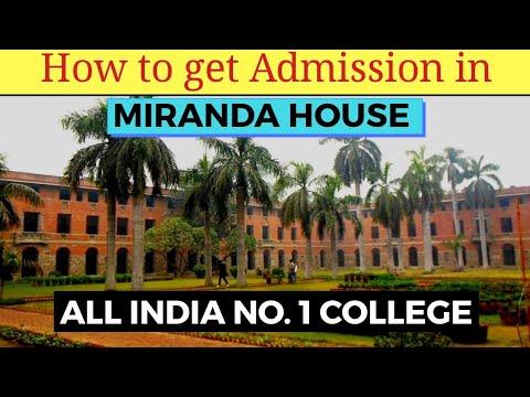 Miranda House College Delhi | Admission Process| Fees| Courses| Delhi University | Knowducation