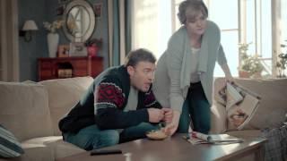 Рекламный ролик СОГАЗа для спонсорского блока ТВ-трансляций Континентальной Хоккейной Лиги.
