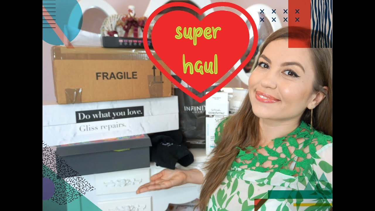 SUPER HAUL cu produse DE VARA | Mademoiselle Lorraine