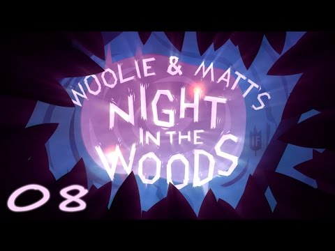Best Friends Play Night in the Woods (Part 08)