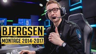 Bjergsen Montage - Best of Bjergsen 2014 - 2017