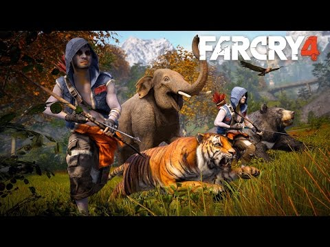 Far Cry 4 - SAVING RYANS PRIVATES