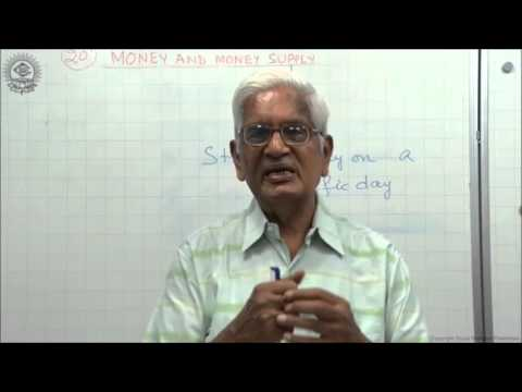 Measure of Money Supply Class XII Economics by S K Agarwala