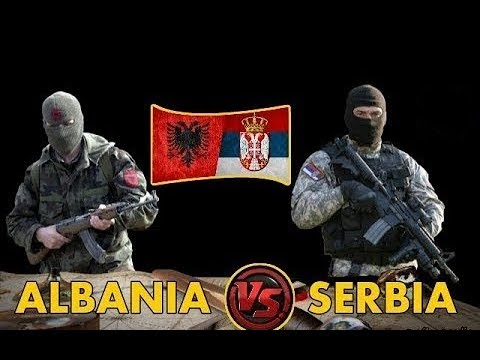 Albania vs Serbia Military Power Comparison 2018
