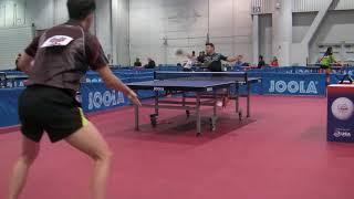 Seth Pech vs Zixiang Meng 2017 US Open
