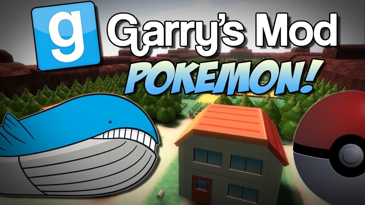 garry 39 s mod pokemon mod pokeball weapon real pokemon. Black Bedroom Furniture Sets. Home Design Ideas