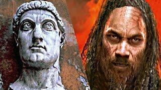 Konstantin der Große und Attila - von der Erstellung bis zur Zerstörung (Doku Hörbuch)