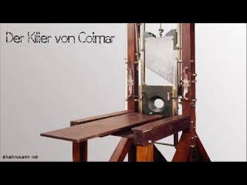 Krimi Hörspiel - Der Killer von Colmar (Alec Baron)