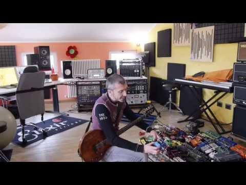 Massimo varini part 5 preparazione strumentazione per tour biagio antonacci youtube - Studio di registrazione in casa ...