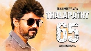 Thalapathy 65 For Diwali 2020 Release? – Official Statement
