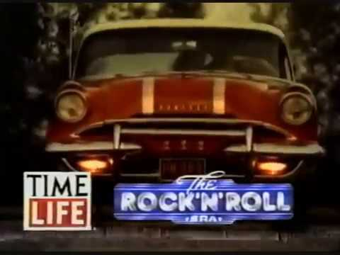 Time Life: The Rock n Roll Era 1961 Music Collection Ad 1988 low quality